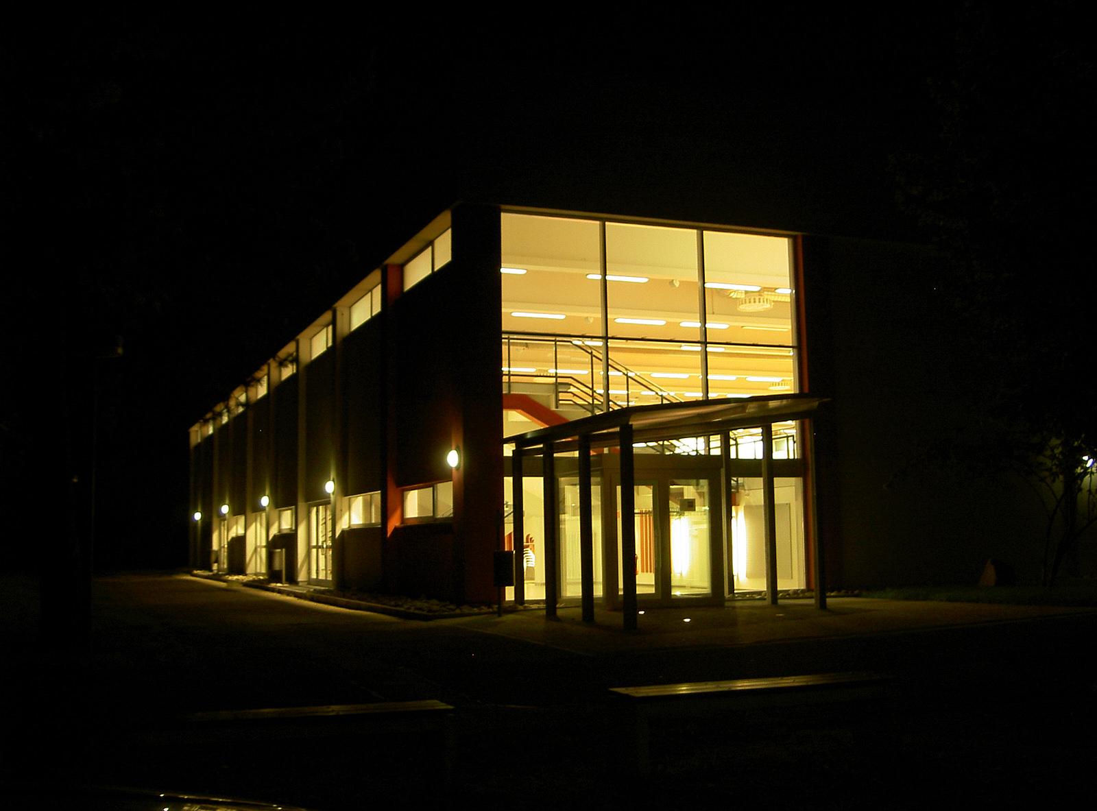 Sporthalle Eggenstein
